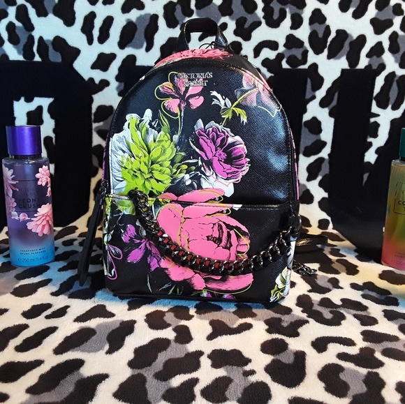 NWT Bombshell Wildflower Small City BackPack 9e31ebb0dfd06